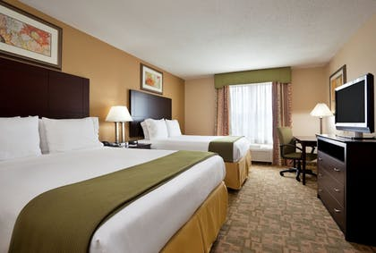 Guestroom | Holiday Inn Express Hotel & Suites Dayton South Franklin