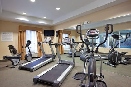 Fitness Facility | Holiday Inn Express Hotel & Suites Dayton South Franklin