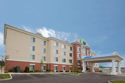 Exterior | Holiday Inn Express Hotel & Suites Dayton South Franklin