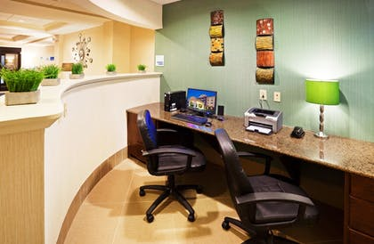 Business Center | Holiday Inn Express & Suites Smyrna