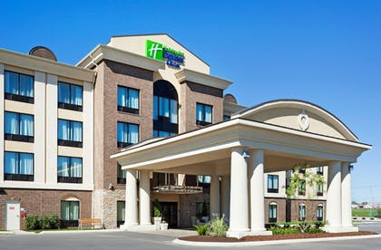 Hotel Front | Holiday Inn Express & Suites Smyrna