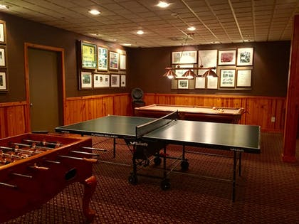 Game Room | Pine Needles Lodge & Golf Club