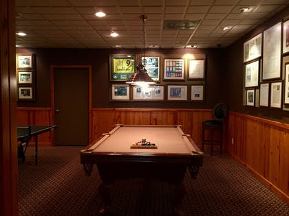 Billiards | Pine Needles Lodge & Golf Club