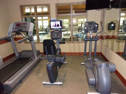 Fitness Facility | Holiday Inn Express & Suites Chicago West-Roselle