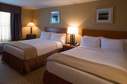 Guestroom | Holiday Inn Express & Suites Chicago West-Roselle