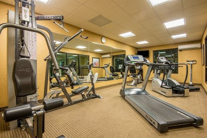 Fitness Facility   Holiday Inn Express Hotel & Suites Clovis