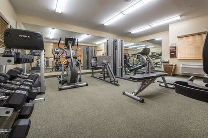 Fitness Facility | Candlewood Suites Houston Medical Center
