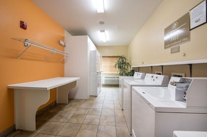 Laundry Room | Candlewood Suites Houston Medical Center