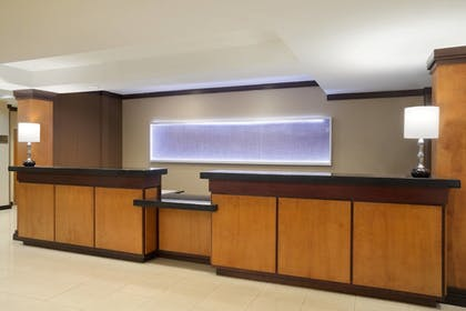 Reception | Fairfield Inn and Suites by Marriott Columbia