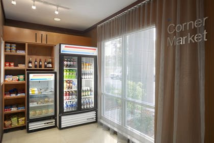 Snack Bar | Fairfield Inn and Suites by Marriott Columbia