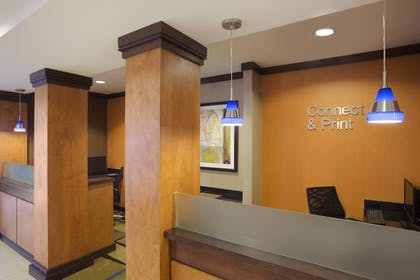 Business Center | Fairfield Inn and Suites by Marriott Columbia