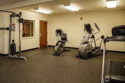 Fitness Facility | Richland Inn & Suites