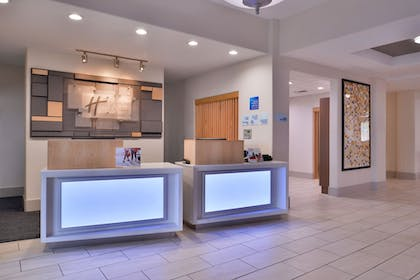 Reception | Holiday Inn Express & Suites San Antonio NW - Medical Area