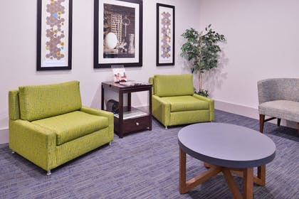 Lobby | Holiday Inn Express & Suites San Antonio NW - Medical Area