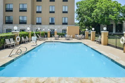Outdoor Pool | Holiday Inn Express & Suites San Antonio NW - Medical Area