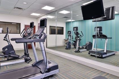 Gym | Holiday Inn Express & Suites San Antonio NW - Medical Area
