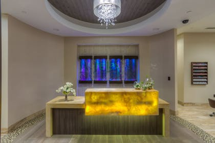 Spa Reception | Aliante Casino & Hotel