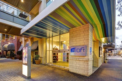 Exterior | Aloft Charlotte Uptown at the EpiCentre