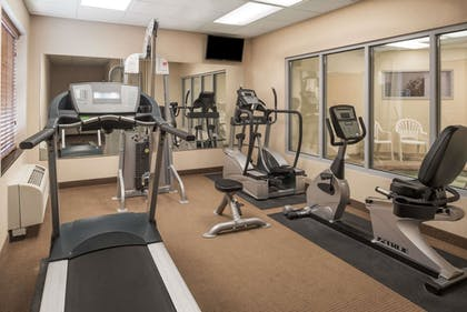 Fitness Facility | Wingate By Wyndham Spokane