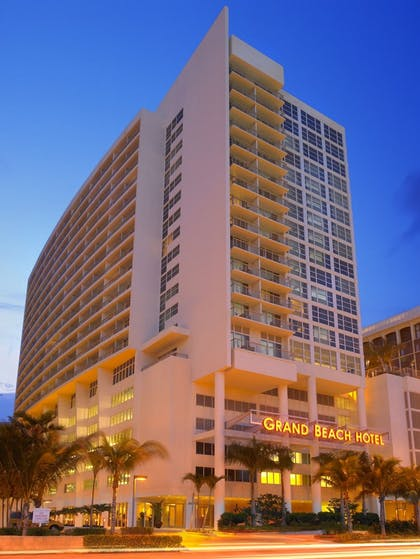 City View | Grand Beach Hotel Miami