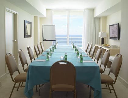 Meeting Facility | Grand Beach Hotel Miami