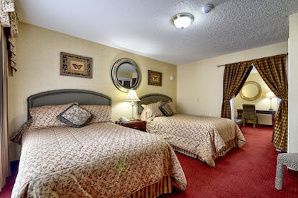 Guestroom | Roosevelt Inn and Suites Saratoga Springs
