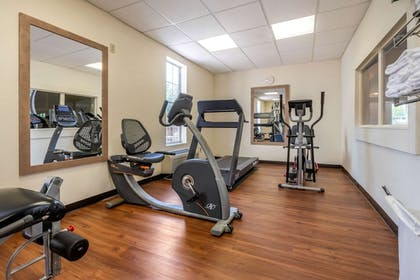 Fitness Facility | MainStay Suites Grantville - Hershey North