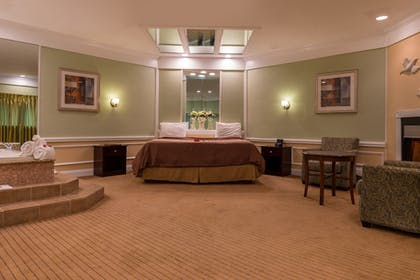 Guestroom | Inn of the Dove Romantic Luxury & Business Suites