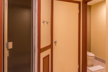 Bathroom Shower | Inn of the Dove Romantic Luxury & Business Suites