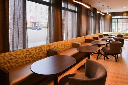 Lobby | SpringHill Suites by Marriott Detroit Metro Airport Romulus
