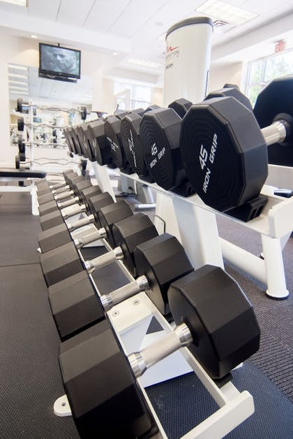 Fitness Facility | Holiday Inn Baton Rouge College Drive I-10
