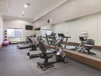 Fitness Facility | La Quinta Inn & Suites by Wyndham Deer Park