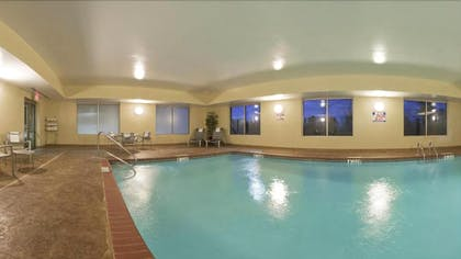 Indoor Pool | Holiday Inn Express Hotel & Suites Memphis/Germantown