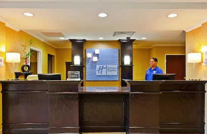 Hotel Interior | Holiday Inn Express Hotel & Suites Memphis/Germantown