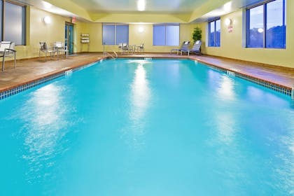 Pool | Holiday Inn Express Hotel & Suites Memphis/Germantown