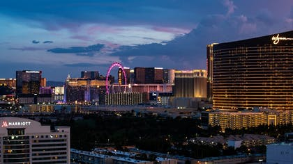 City View from Property | SpringHill Suites by Marriott Las Vegas Convention Center