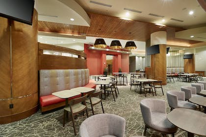 Lobby | SpringHill Suites by Marriott Las Vegas Convention Center