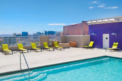 Sports Facility | SpringHill Suites by Marriott Las Vegas Convention Center