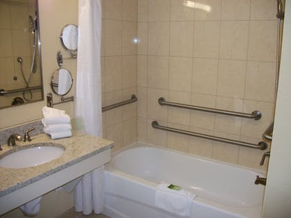 In-Room Amenity | Holiday Inn Express Tampa N I-75 - University Area