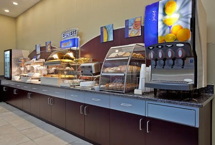 Restaurant | Holiday Inn Express Akron South Airport Area