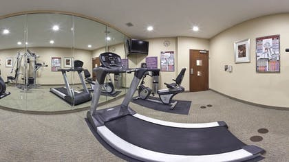Gym | Holiday Inn Express & Suites Carthage