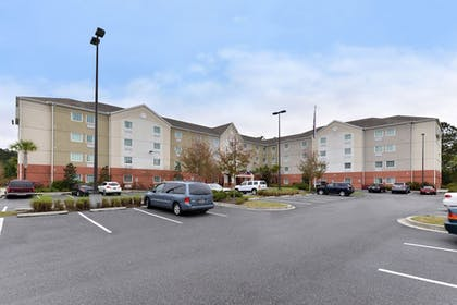 Exterior   Candlewood Suites Bluffton-Hilton Head