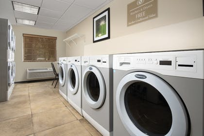 Laundry Room   Candlewood Suites Bluffton-Hilton Head