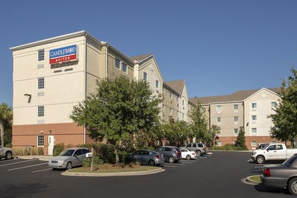 Exterior detail   Candlewood Suites Bluffton-Hilton Head