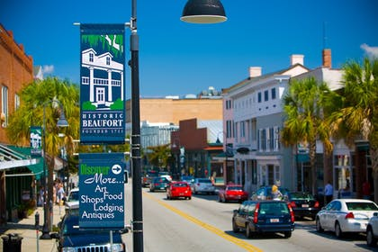 View from Hotel   Candlewood Suites Bluffton-Hilton Head