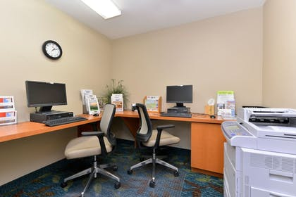 Business Center   Candlewood Suites Bluffton-Hilton Head
