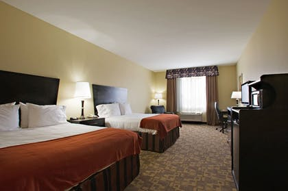 Guestroom | Holiday Inn Express &Suites Snyder