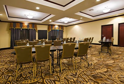 Meeting Facility | Holiday Inn Express &Suites Snyder