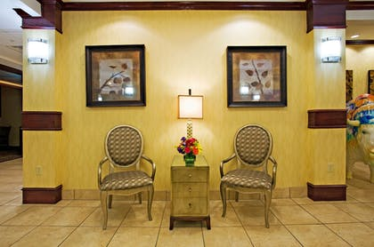 Lobby | Holiday Inn Express &Suites Snyder