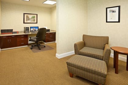 Business Center | Holiday Inn Express Hotel & Suites Southern Pines